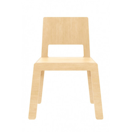 Krzesło dziecięce Flex F z kolekcji mebli Nuki MHK0-92