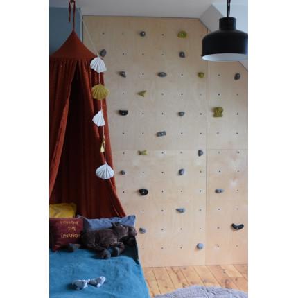 Modułowa ścianka wspinaczkowa Nuki MHM0-3