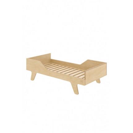 Łóżko Dream, symetryczne NUKI 140x70 cm MHB0-61