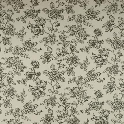 Tapeta w graficzne kwiaty MHT0-06