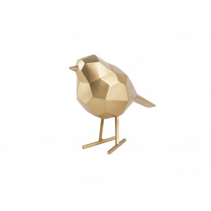 Figurka mały, złoty ptak MHD0-03-28