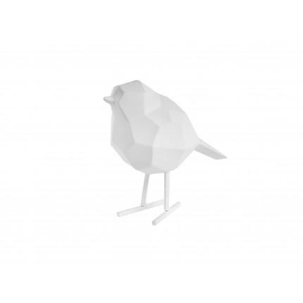 Figurka mały, biały ptak MHD0-03-29