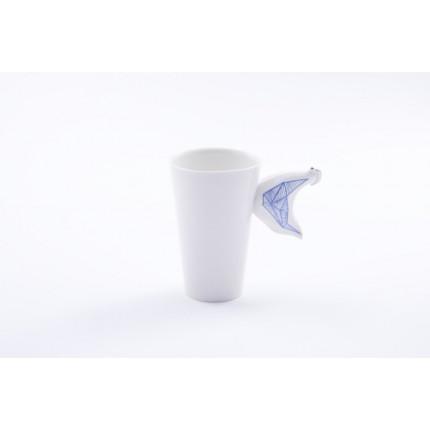 Kubek z uchwytem w kształcie kurki MHZ0-03-01