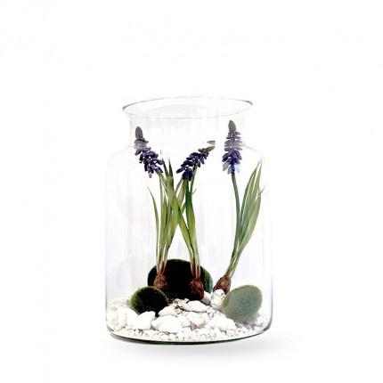 Duży szklany słój MHD0-06-01