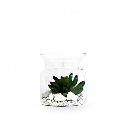 Mały szklany słój MHD0-06-03