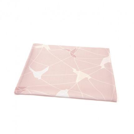 Bieżnik z motywem origami różowy MHA0-03-01