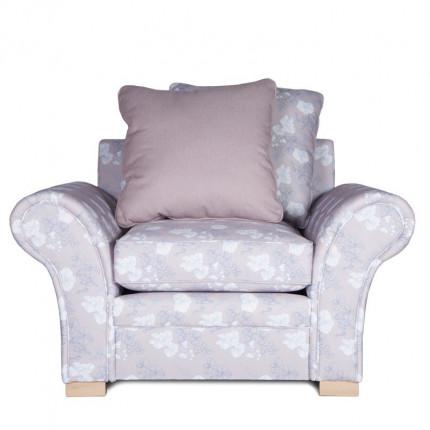 Fotel w stylu angielskim MHT 136