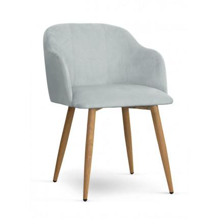 Stylowe krzesło tapicerowane MHK0-105