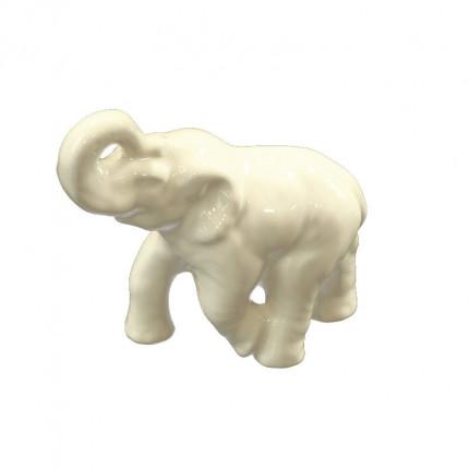 Słoń porcelanowy M MHD0-09-18