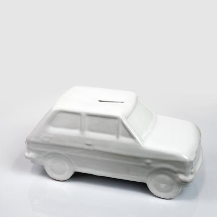 Skarbonka porcelanowa Fiat 126p MHD0-09-13