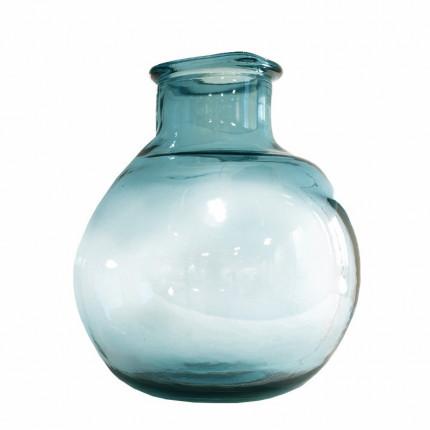 Wazon błękitny okrągły MHD0-01-03