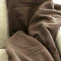 Pled ZIGZAG brązowy MHA0-04-26