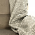 Pled GRAPHIC szaro-biały MHA0-04-16