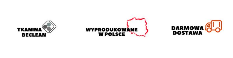 Darmowa dostawa, BeClean, wyprodukowane w Polsce