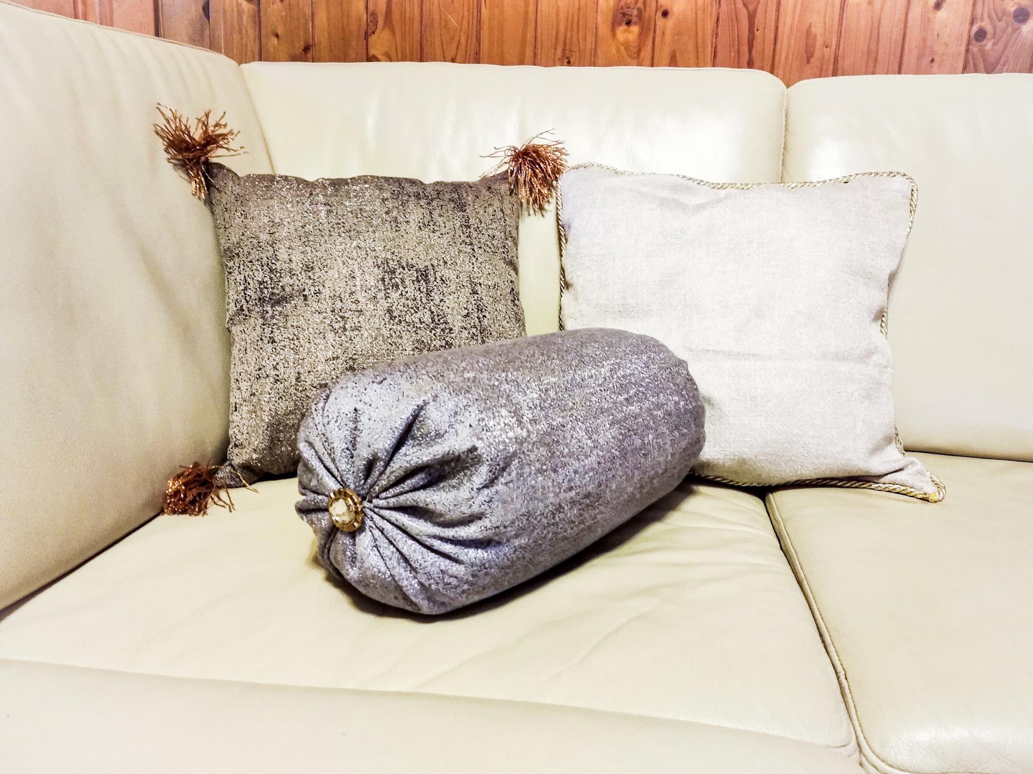 gotowe poduszki
