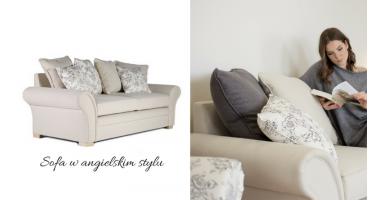 Sofa - niekwestionowana królowa salonu