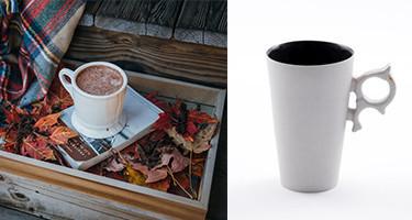 Kubek gorącej herbaty, czyli sposób na jesienne wieczory